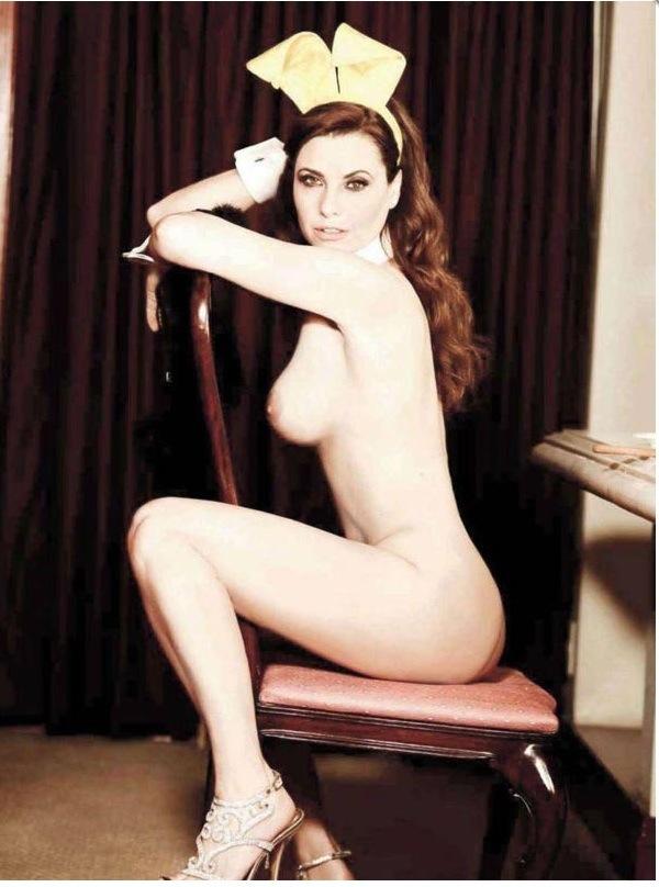 Yolanda Ventura Se Decidió A Posar Desnuda Por Dinero Fotos